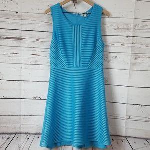 Stitch Fix | 41 Hawthorn | Blue Striped Dress